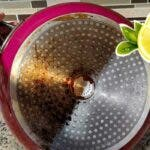 Cum se indeparteaza rugina cu lamaie si sare