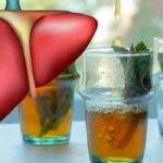 Reteta: Bauturi delicioase de casa pentru a curata ficatul si pentru a ajuta la pierderea in greutate