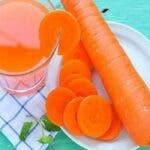 Cele 11 beneficii ale morcovilor
