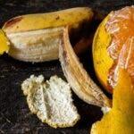 De ce ar trebui sa pastrati cojile  de banane si portocale