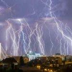 Meteorologii anunta vreme severa pentru Romania in urmatoarele ore. Zonele afectate