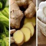 8 alimente care iti stimuleaza sistemul imunitar
