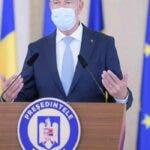 "Klaus Iohannis, anunt de ultim moment: ""Masuri clare, restrictive"""