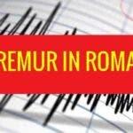 Un nou cutremur in Romania. Unde s-a produs si ce magnitudine a avut